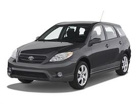 2008 Toyota Corolla Matrix MVMA Specifications | Other Files | Documents and Forms