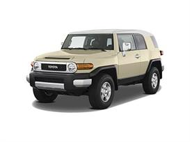 2008 Toyota FJ Cruiser MVMA Specifications | Other Files | Documents and Forms