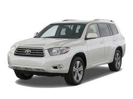 2008 Toyota Highlander MVMA Specifications | Other Files | Documents and Forms