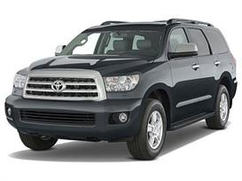2008 Toyota Sequoia MVMA Specifications | Other Files | Documents and Forms