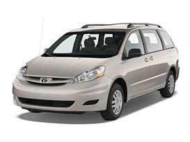 2008 Toyota Sienna MVMA Specifications | Other Files | Documents and Forms