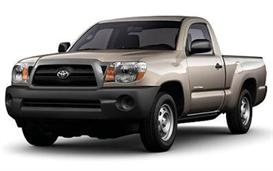 2008 Toyota Tacoma MVMA Specifications | Other Files | Documents and Forms