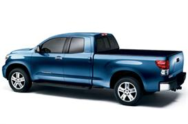 2008 Toyota Tundra MVMA Specifications | Other Files | Documents and Forms