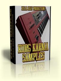 Korg Karma Samples  *download* | Software | Audio and Video