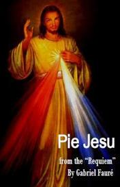 Pie Jesu - G. Faure from the Requiem Sheet Music | eBooks | Sheet Music