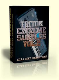 Korg Triton Extreme Sample Collection Vol.2 | Music | Rap and Hip-Hop