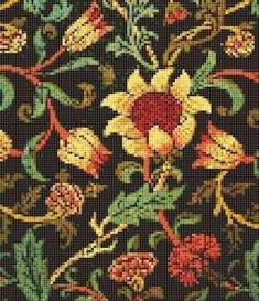 Evenlode Cross Stitch Pattern | Other Files | Arts and Crafts