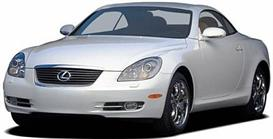 2007 Toyota SC430 MVMA Specifications | Other Files | Documents and Forms