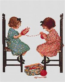Yarn Cross Stitch Pattern   Other Files   Arts and Crafts