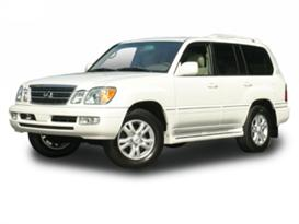 2007 Toyota LX470 MVMA Specifications | Other Files | Documents and Forms