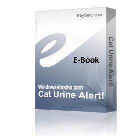 Cat Urine Alert! | eBooks | Home and Garden