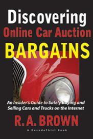 Discovering Online Car Auction Bargains | eBooks | Automotive