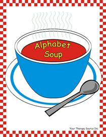 Alphabet Soup | eBooks | Education