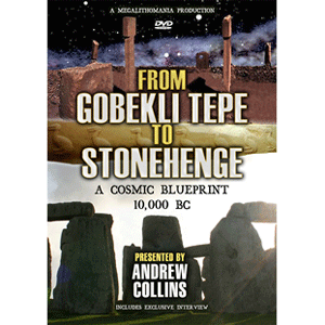 andrew collins: from gobekli tepe to stonehenge - megalithomania 2013