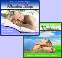Meadow Sleep/Meadow Meditation | Audio Books | Health and Well Being