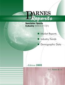 2009 u.s. spectator sports industry report