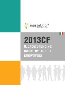 2013cf crowdfunding industry report (italian)