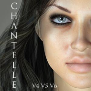 Chantelle for V4, V5 & V6 | Crafting | Cross-Stitch | Religious