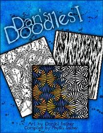 Dan's Doodles Coloring Book 2011 | eBooks | Arts and Crafts