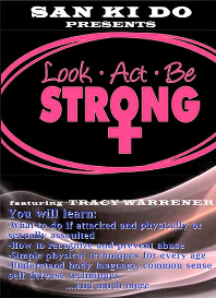 look act be strong smart self defense