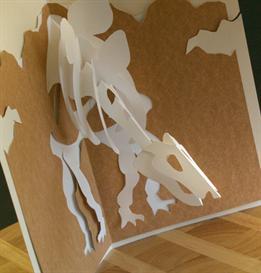 Stegosaurus Set - EasyCutPopup | eBooks | Arts and Crafts