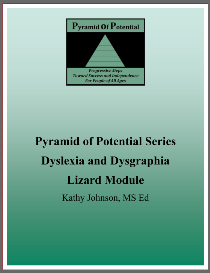 dyslexia and dysgraphia - lizard module download