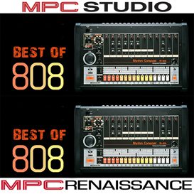 best of 808 mpc kits