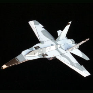 Paper F-18 VFA-125 Aggressor | Crafting | Paper Crafting | Other