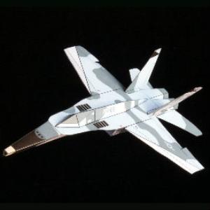 paper f-18 vfa-125 aggressor