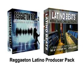 reggaeton producer pack latino
