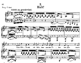 halt! d.795-3, medium voice in b flat major, f. schubert (die schöne mullerin) pet.