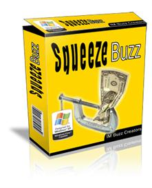 Squeeze Buzz | Software | Design Templates
