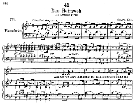 Das Heimweh D.851, Medium Voice in G Minor, F. Schubert, Pet. | eBooks | Sheet Music