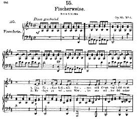Fischerweise D.881, Medium Voice in D Major, F. Schubert, C.F. Peters   eBooks   Sheet Music