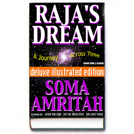 rajas dream: a journey across time - by soma amritah (deluxe pdf ebook for ipad, galaxy, kindle fire, nexus, pc & mac...)