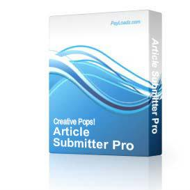 Article Submitter Pro | Software | Business | Other