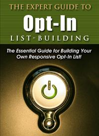 Opt In List Building | eBooks | Internet
