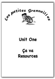 primary french resources - ca va