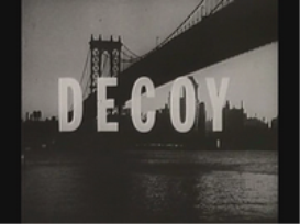 decoy - vintage crime series box set 1
