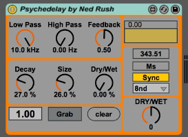 psychedelay by ned rush