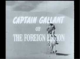 captain gallant - 6 episode box set 1