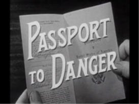 passport to danger - box set 1 6 episodes