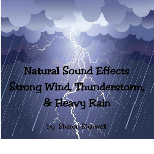 Tropical Thunder and Rain Storm-Download | Music | Ambient