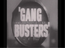 gangbusters-classic crime tv 6 episode box set 1