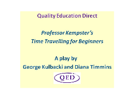 free sample of professor kempster's time travelling for beginners