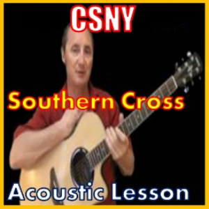 learn to play southern cross by csny