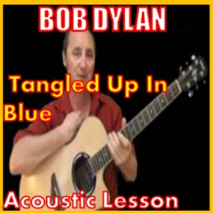 Learn to play Tangled Up In Blue by Bob Dylan | Crafting | Cross-Stitch | Other