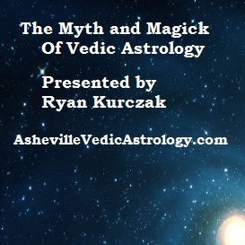the myth and magick of vedic astrology audio course