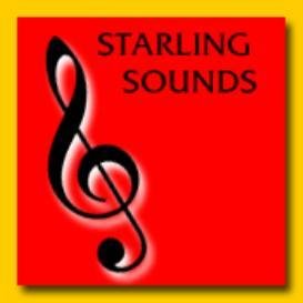 Starling Sounds Vol 1 - Instrumental Audio CD | Music | Instrumental