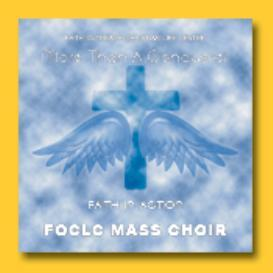 more than a conqueror - foclc mass choir cd